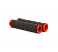 Ручки руля ONRIDE SimpleGrip чорний/червоний