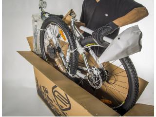 Как собрать и настроить велосипед из коробки?
